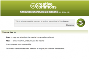 Using Creative Commons Images for PRs
