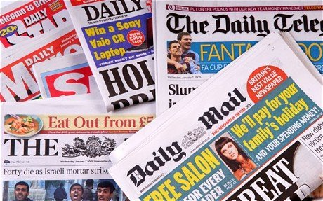 Search engine success for newspapers