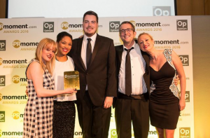 PR Agency One Scoops a Hat Trick of Accolades from PR Moment Awards