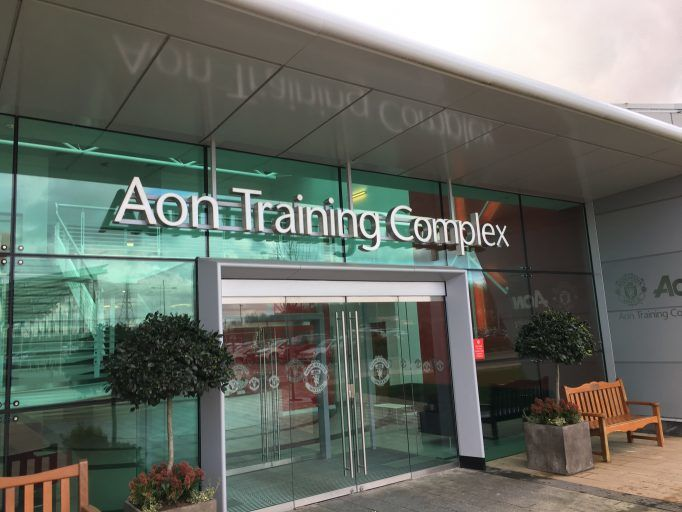 Aon Training Complex