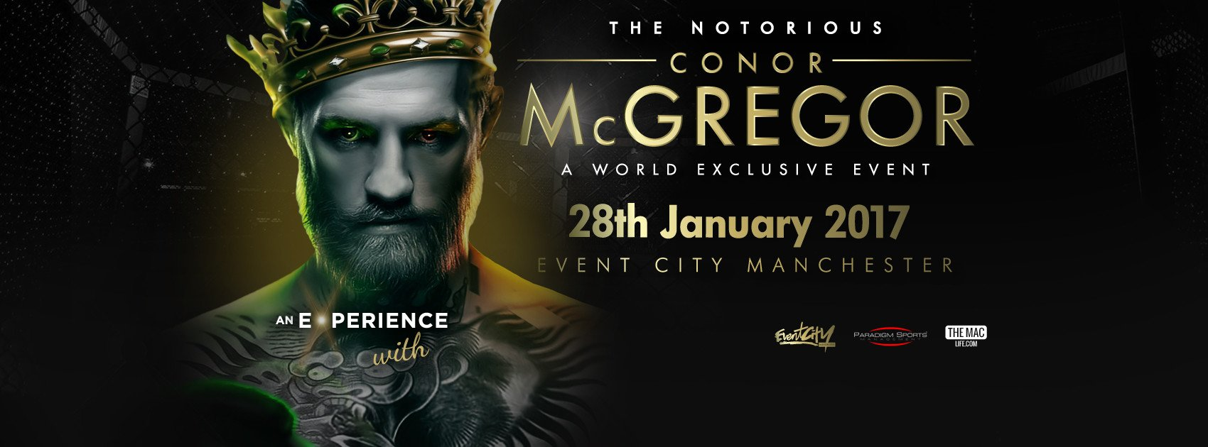 An Experience With Conor McGregor