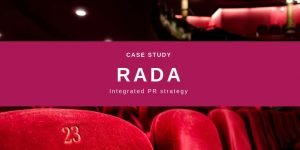 Integrated PR Case Study - Rada