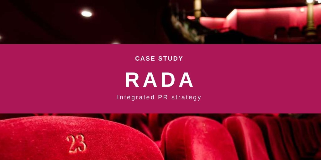 Integrated PR Case Study - Rada
