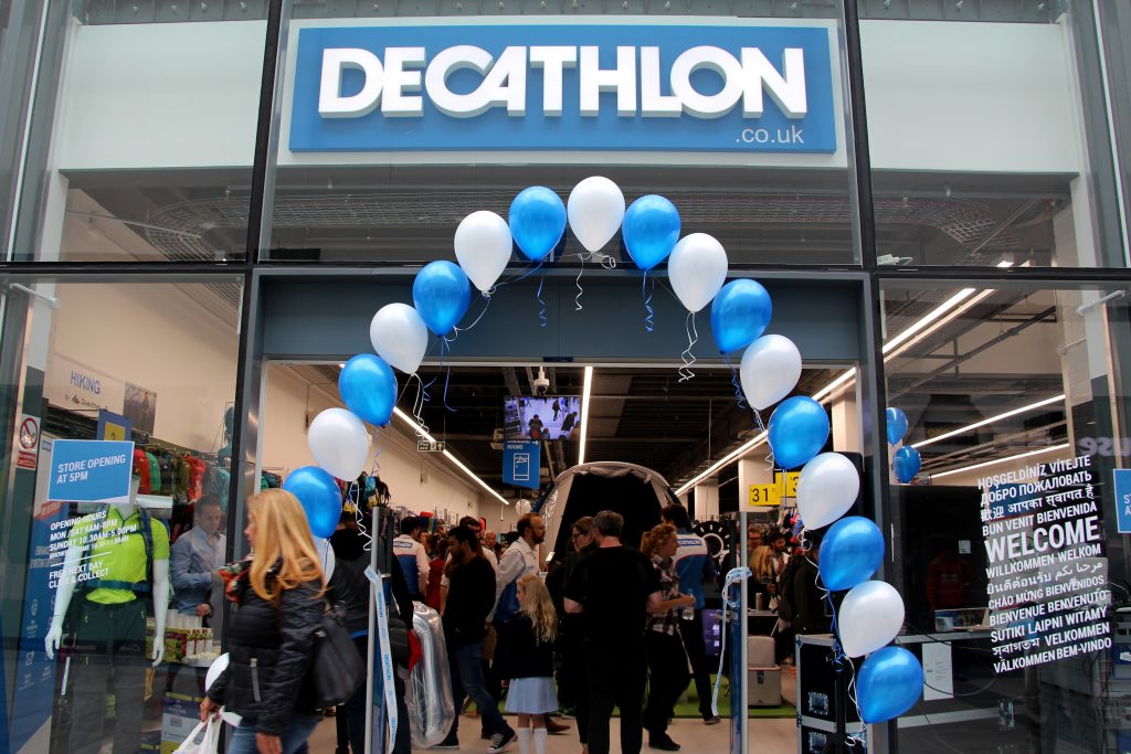 Decathlon Appoints PR Agency One