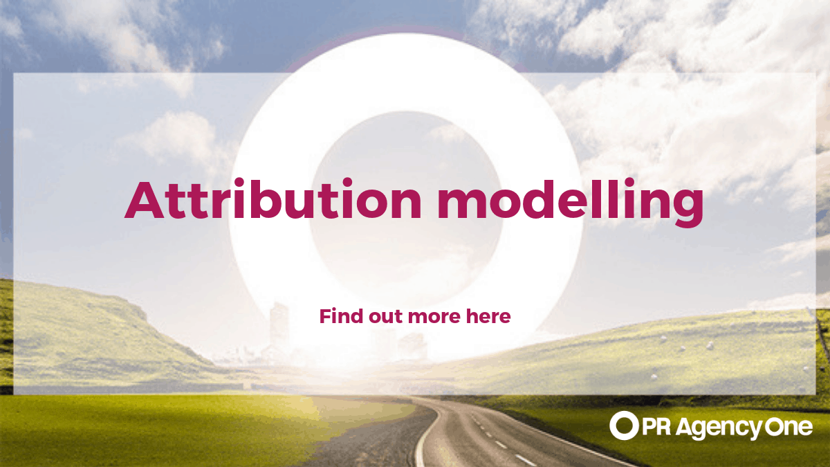 Attribution modelling