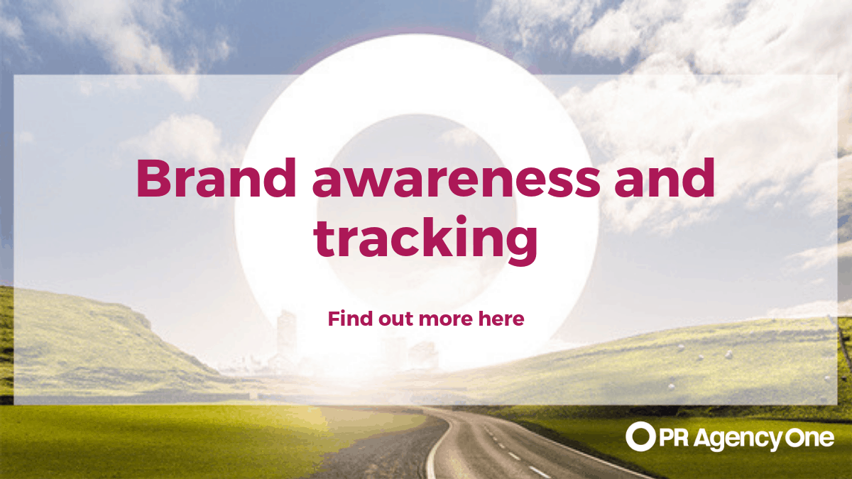 Brand awareness and tracking