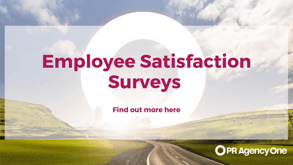 Employee Satisfaction Surveys