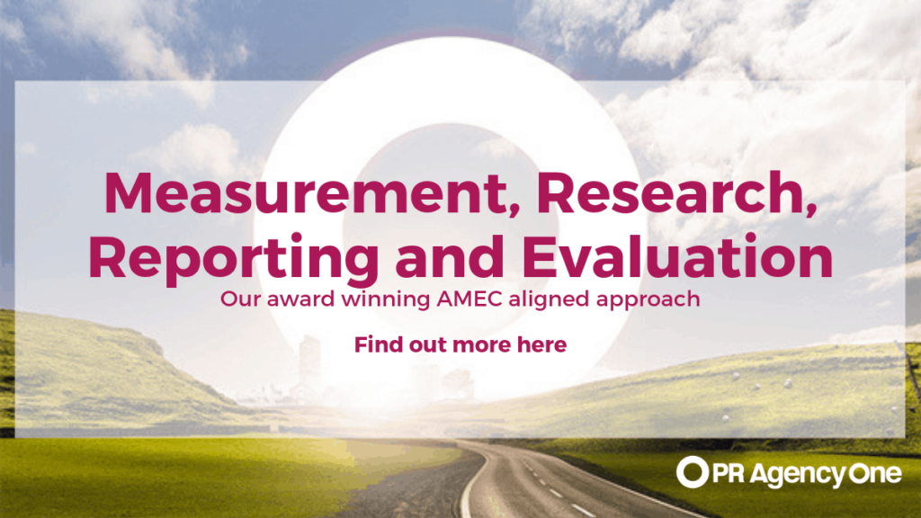 Measurement, Research, Reporting and Evaluation