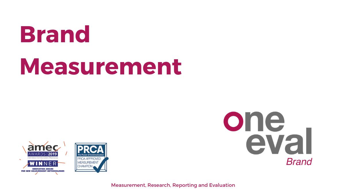 OneEval Brand Measurement
