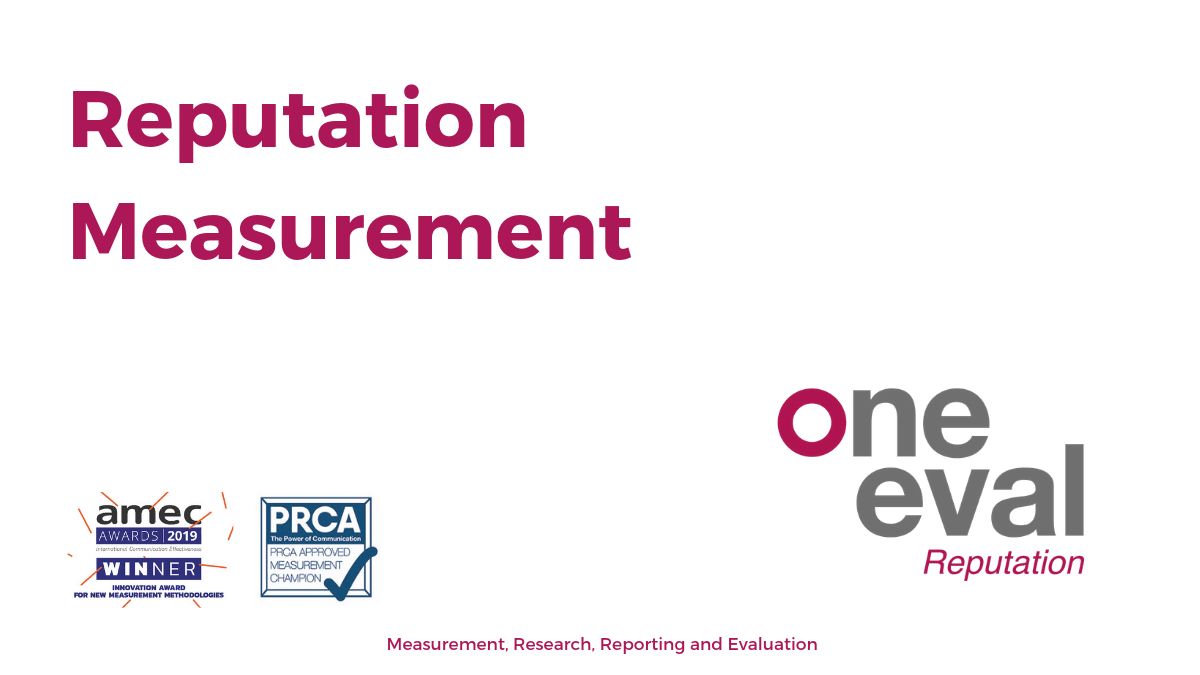 OneEval Reputation Measurement