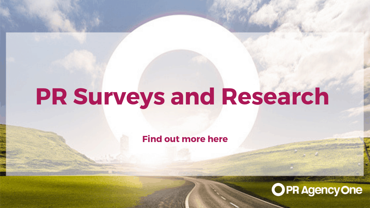PR Surveys and Research