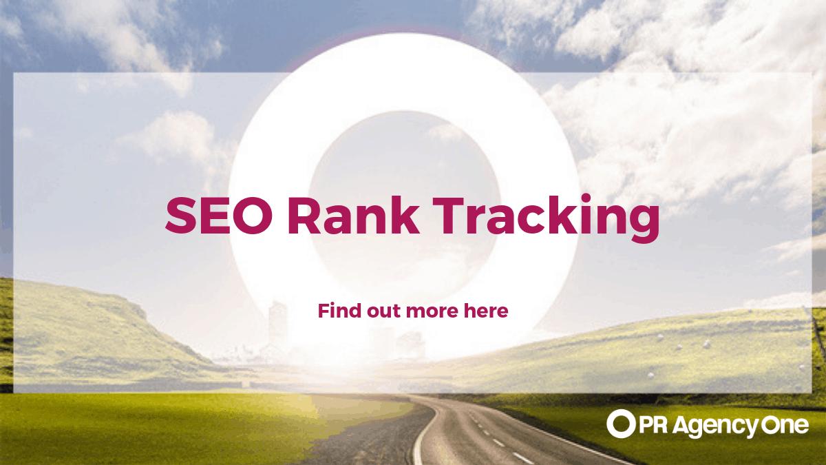 SEO Rank Tracking