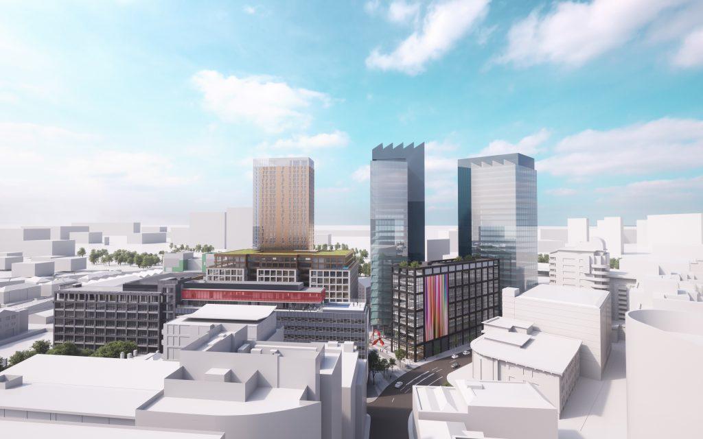 Enterprise City tech PR