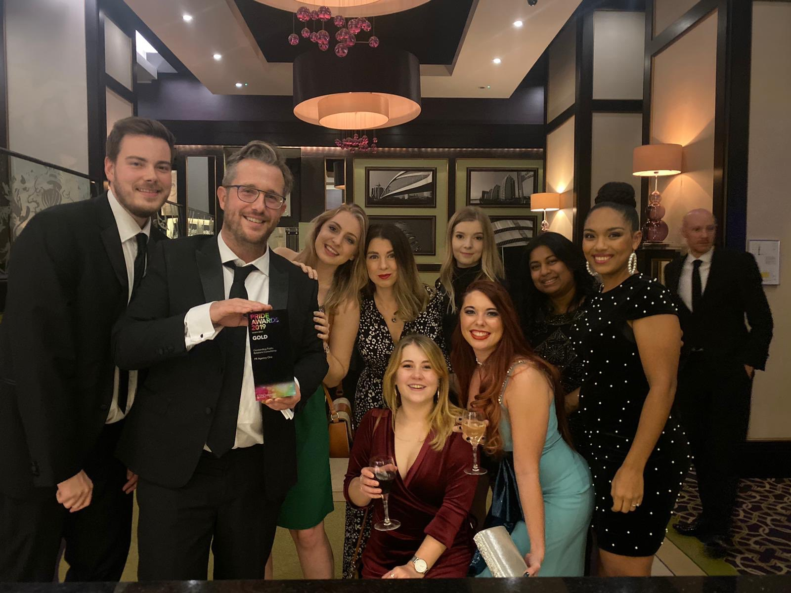 Outstanding Public Relations Consultancy of the Year 2019