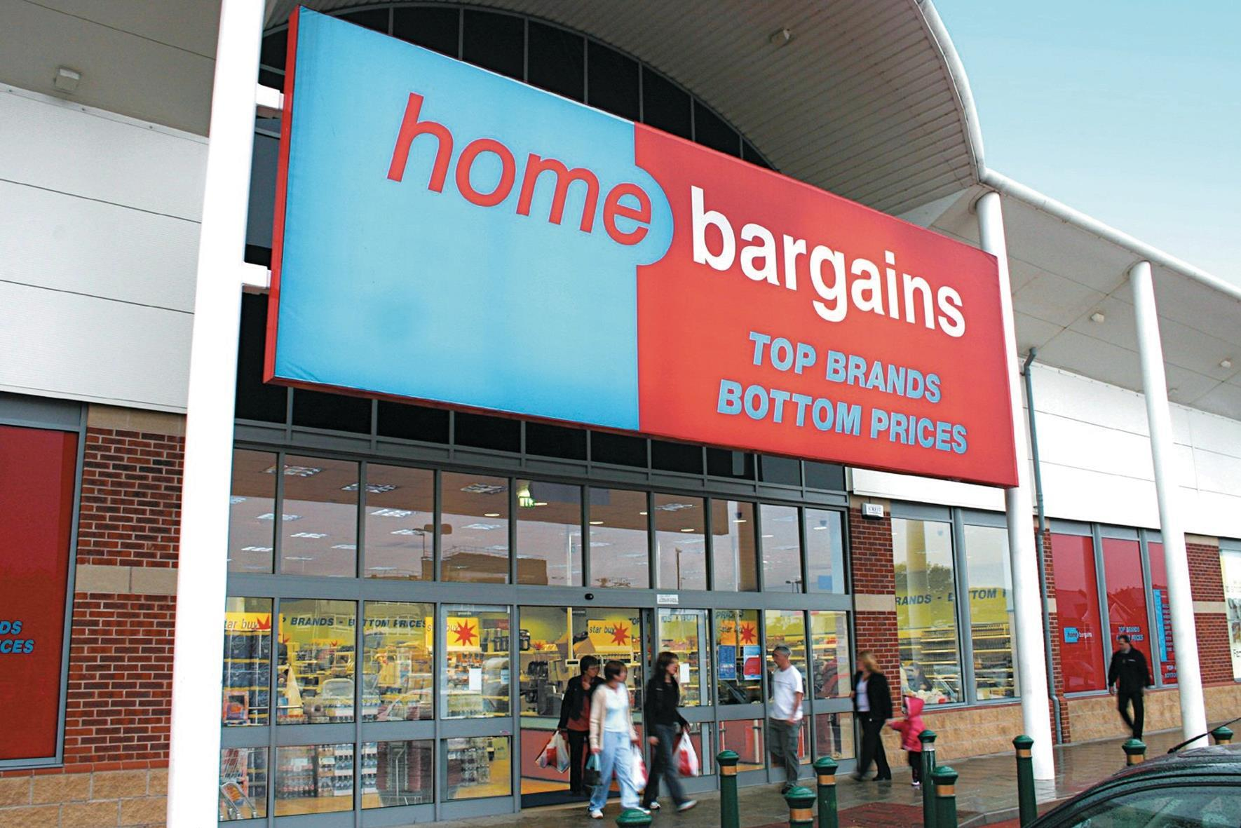Home Bargains PR