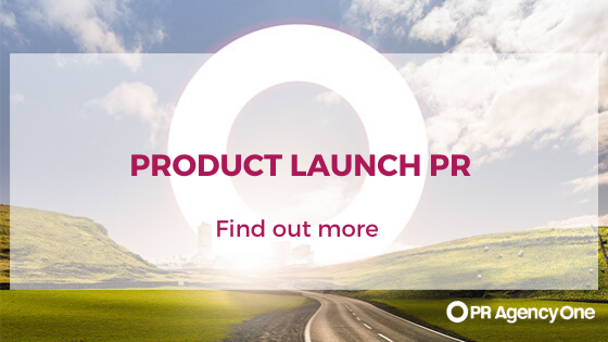 Product launch PR