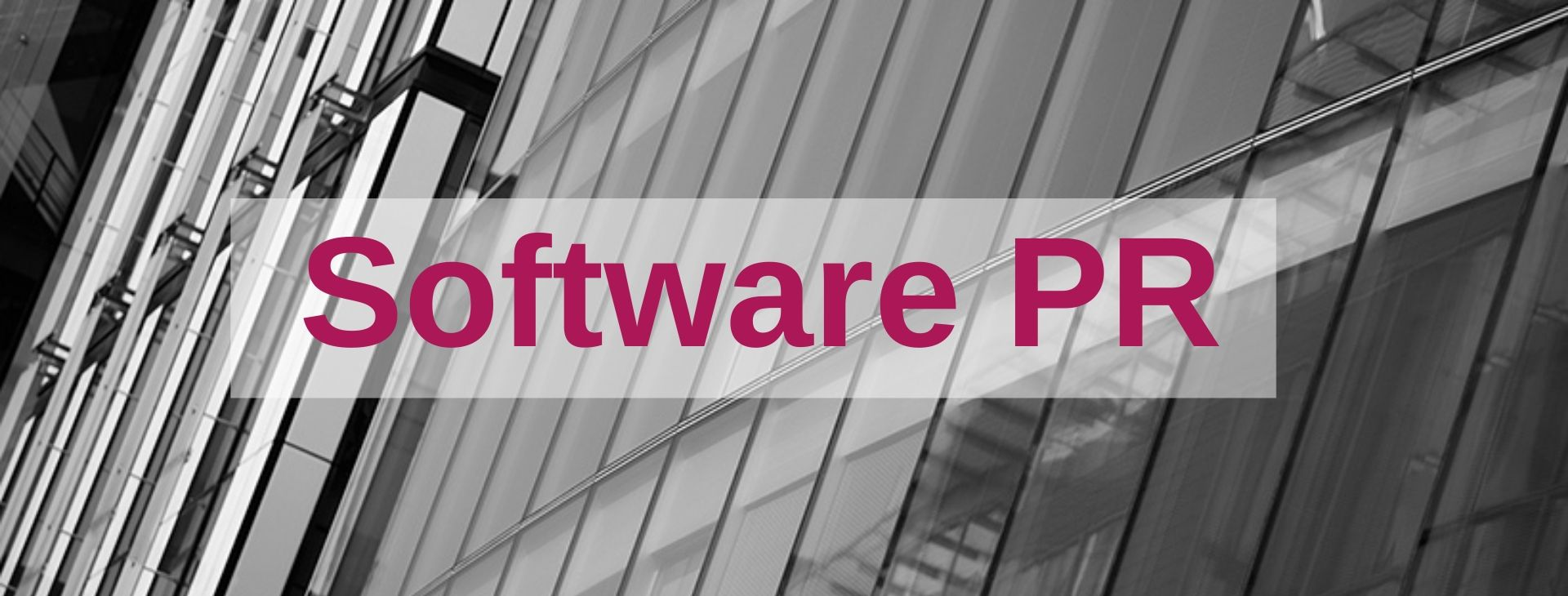 Software PR services