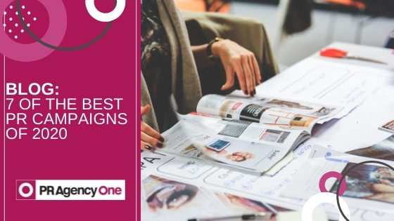 Best PR campaigns 2020 PRAO Blog